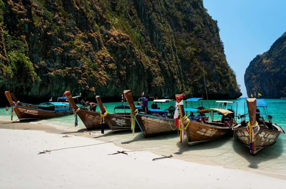 The Perfect Phi Phi Island Tour