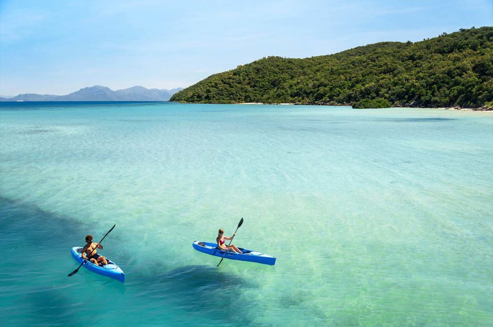 Relaxed Luxury On The Great Barrier Reef | Orpheus Island
